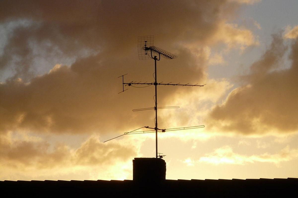 L'antenna televisiva: cos'è e a cosa serve
